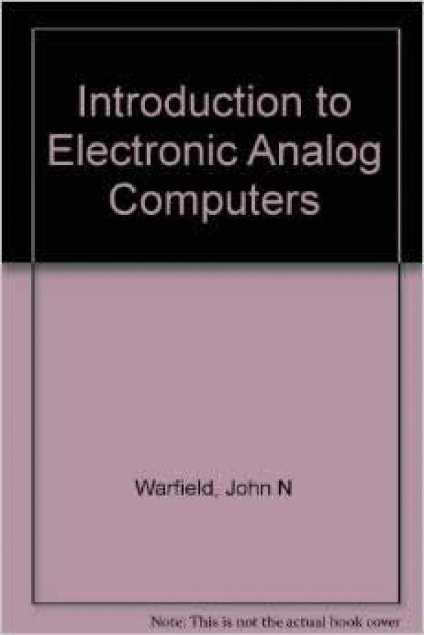Introduction to Electronic Analog Computers